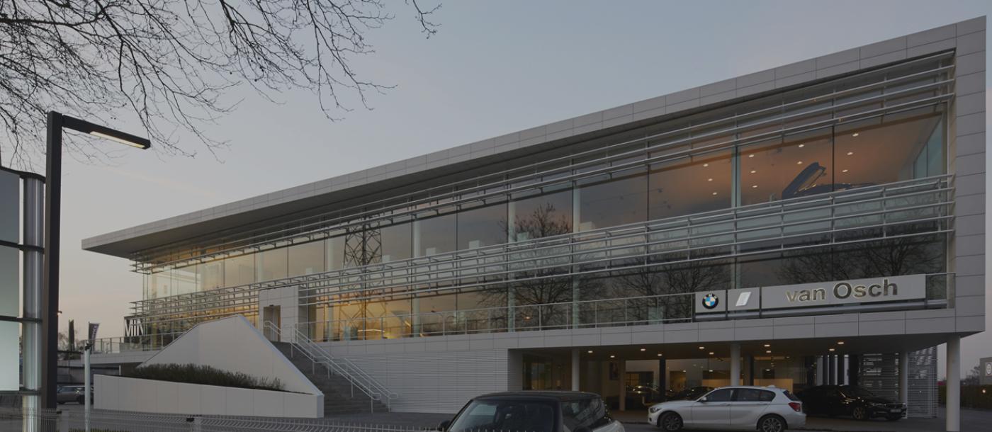 BMW van Osch te Hasselt